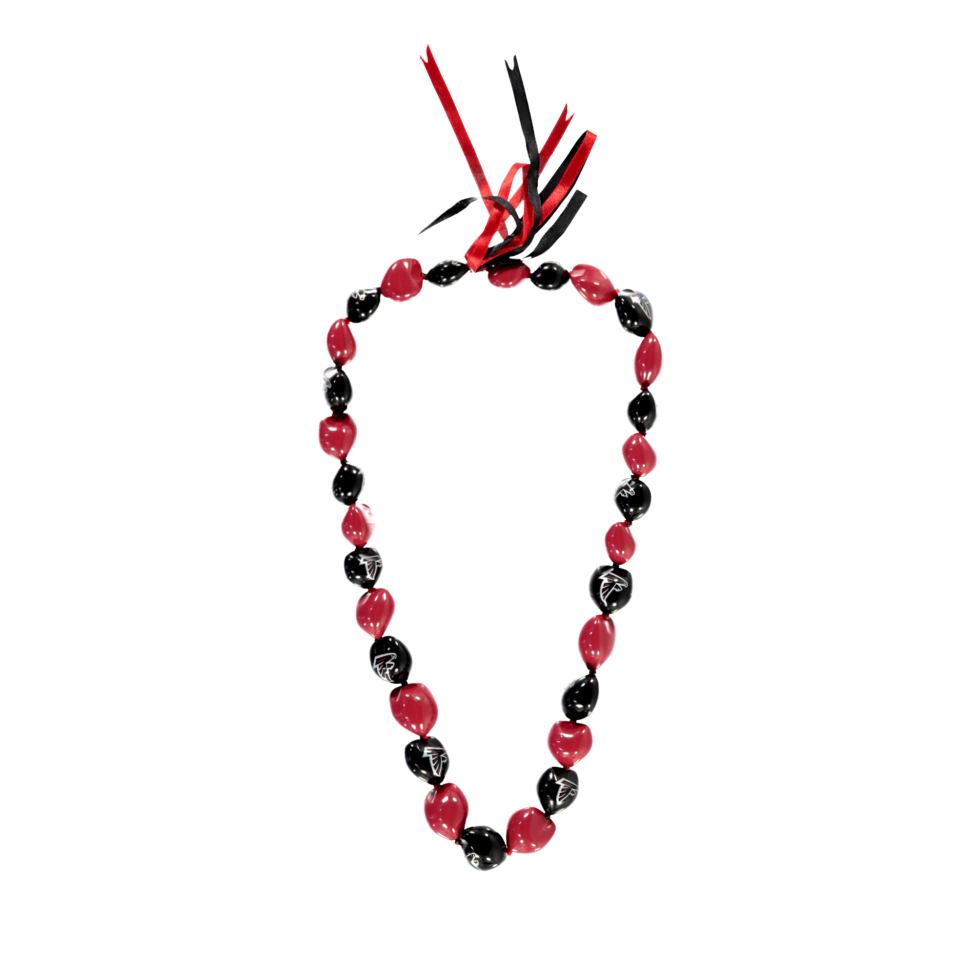 Atlanta Falcons Kukui Nut Necklace
