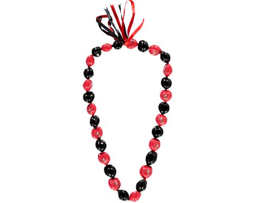 Tampa Bay Buccanners Kukui Nut Necklace